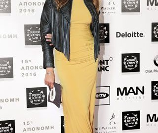 Red Carpet Appearance: Constantina Evripidou is back!