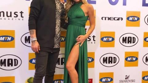 MTN MAD WALK: Rocking Josephine & Constantinos Frantzis